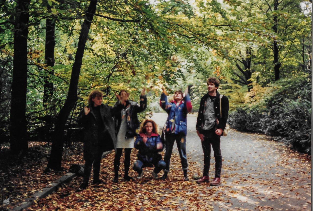 Oct 1987 Tiergarten West Berlin