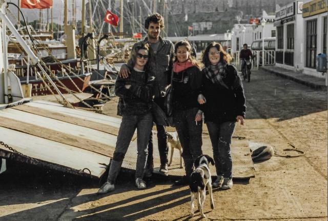 Nov 1987 Bodrum Turkey