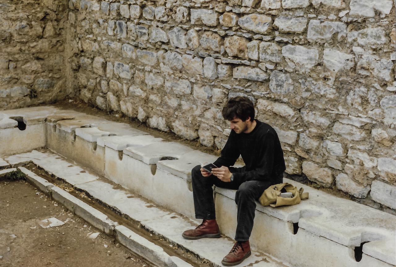Nov 1987 Ephesus Turkey