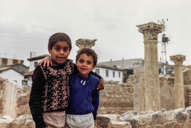 Nov 1987 Selcuk Turkey